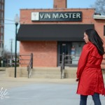 Red Trenchcoat {Outfit}