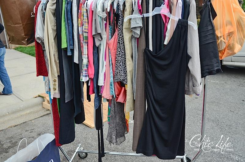 Closet Purging Examples 4/17/13 {Parisian Wardrobe}