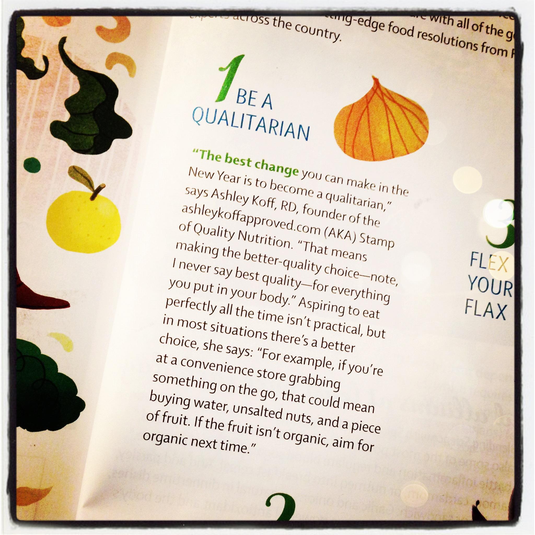 qualitarian