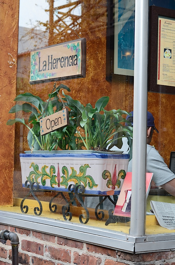 La Herencia Cafe St Augustine Fl