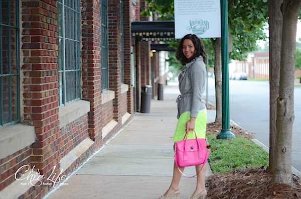 Conservative Neon {Outfit}