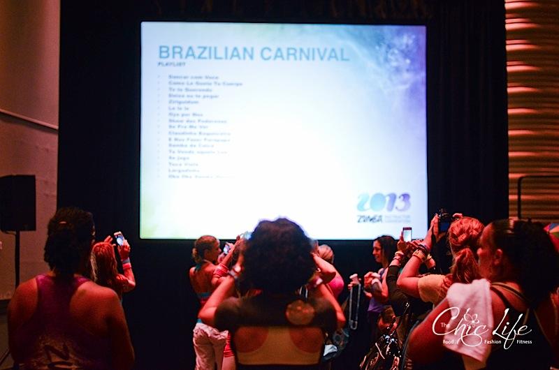 Zumba Convention 2013 {Day 2} – Brazilian Carnival & Hip Hop
