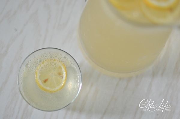 Easy Sparkling Lemonade Recipe