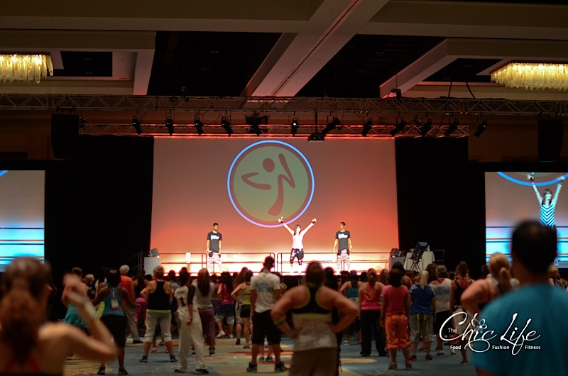 Zumba Convention 2013 {Day 4} – Hip to Strip and Latin Pop
