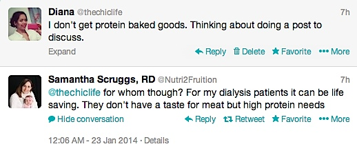 Protein Baked Goods: Yay or Nay?