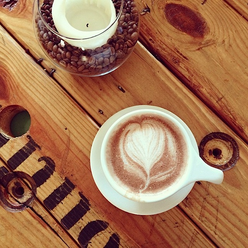 Artisan Coffee at Due South Coffee in Taylors Mill {Greenville, SC}