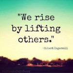 Lift Others {Quote}