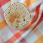 Amped Up Almond Butter Smoothie Recipe