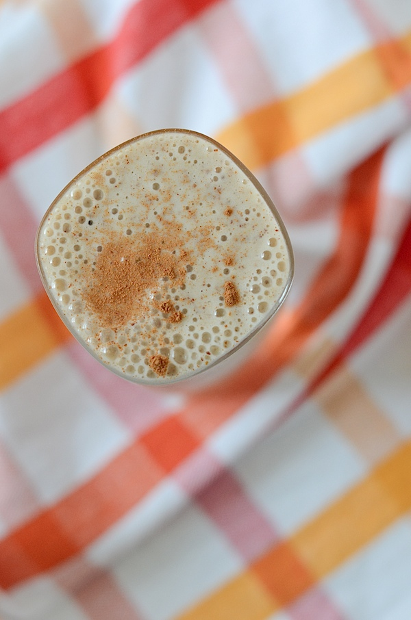 Amped Up Almond Butter Smoothie