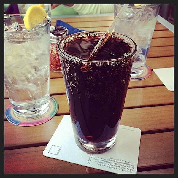 Root Beer at Brixx