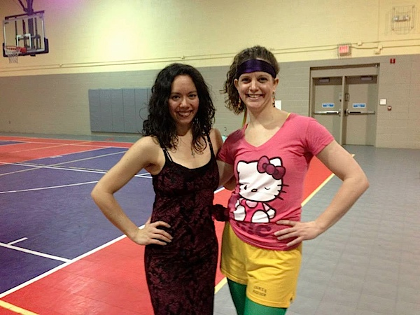 Totally 80s Dance Fitness Party