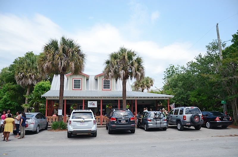 Lost Dog Cafe - Folly Beach, SC - The Chic Life