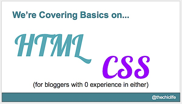 My FitBloggin HTML CSS Presentation