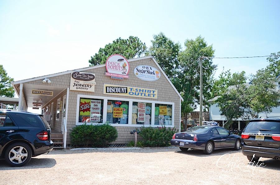 Aqua Restaurant And Duck Donuts Nc