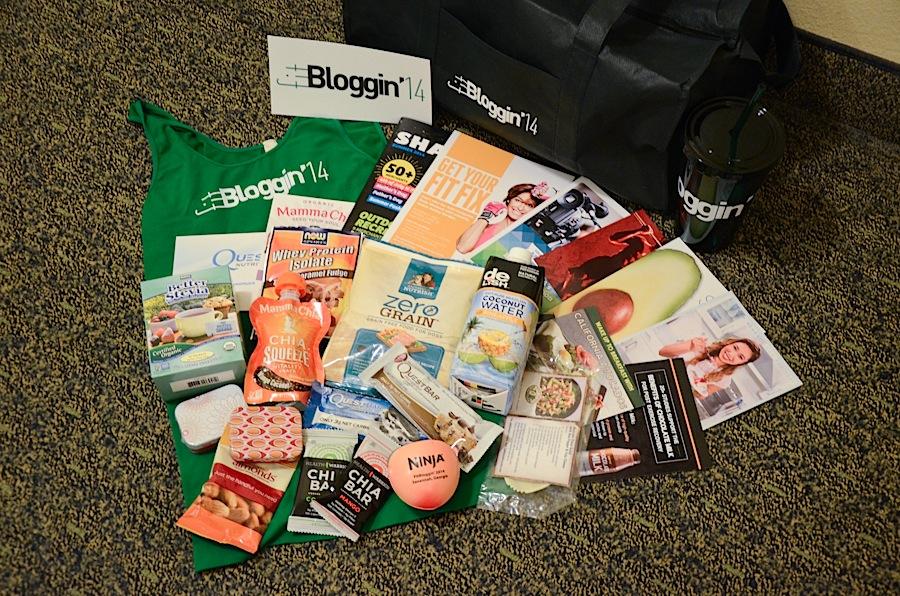 FitBloggin 2014 – My Day 1 Recap