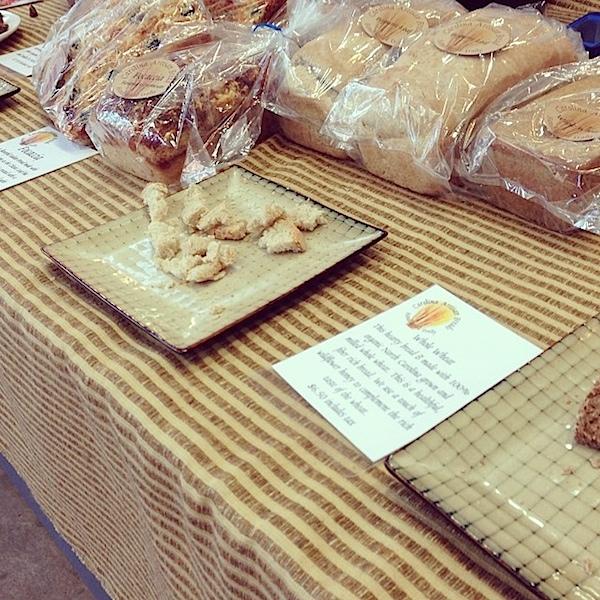 Farmers Market Artisan Bread