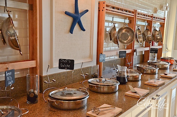 Omni Amelia Island and Sunrise Café