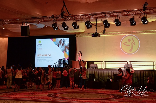 Zumba Convention 2014 {Day 1} Latin Pop, Tribute to the King of Pop, and Lindsey Taylor's Master Class