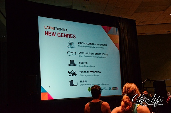 Zumba Convention 2014 {Day 4} Latintronika and Apparel Photos