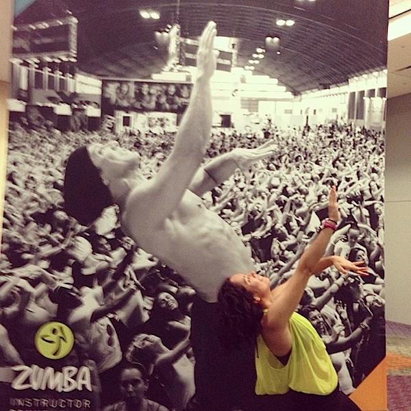 Zumba Convention Road Trip 2014