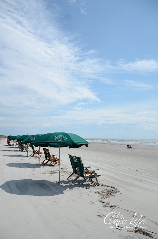 Kiawah Island Birthday Beach Weekend {Day 1}
