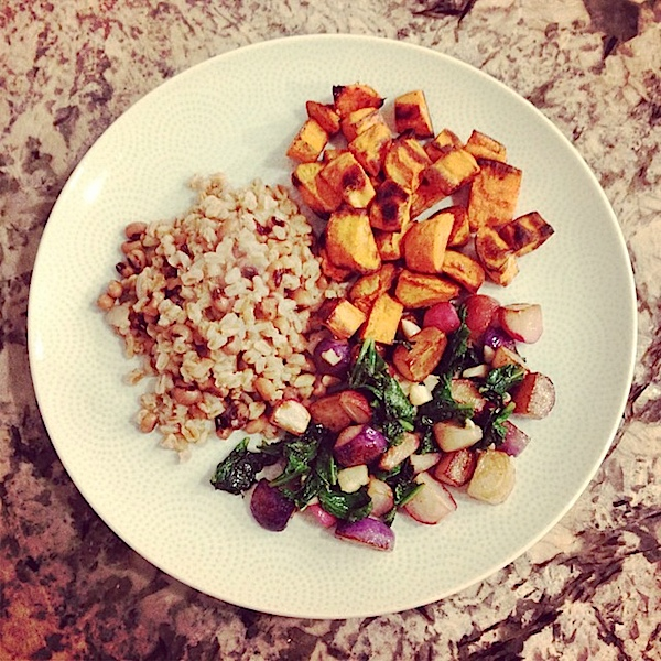 Farro 3 Ways - Easy Weeknight Meals