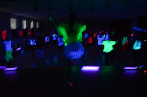 Zumba Glow Party {October 2014}