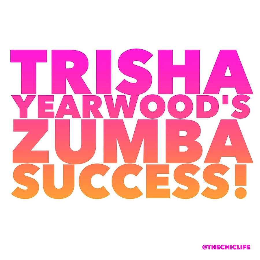 Trisha Yearwood's Zumba Success