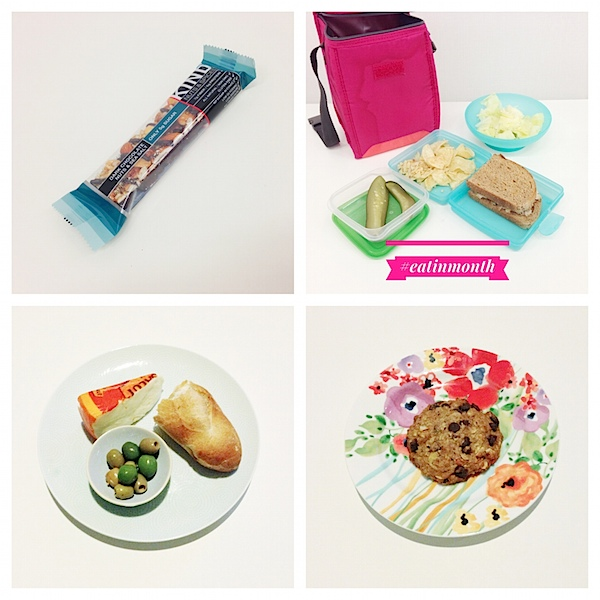 Eat in Month 2015 Week 1 Check-In