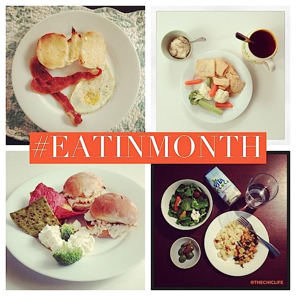 Eat in Month Week 0 Eats
