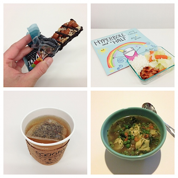 Eat in Month 2015 Week 2 Check-In