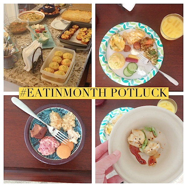 Eat in Month 2015 Week 3 Check-In