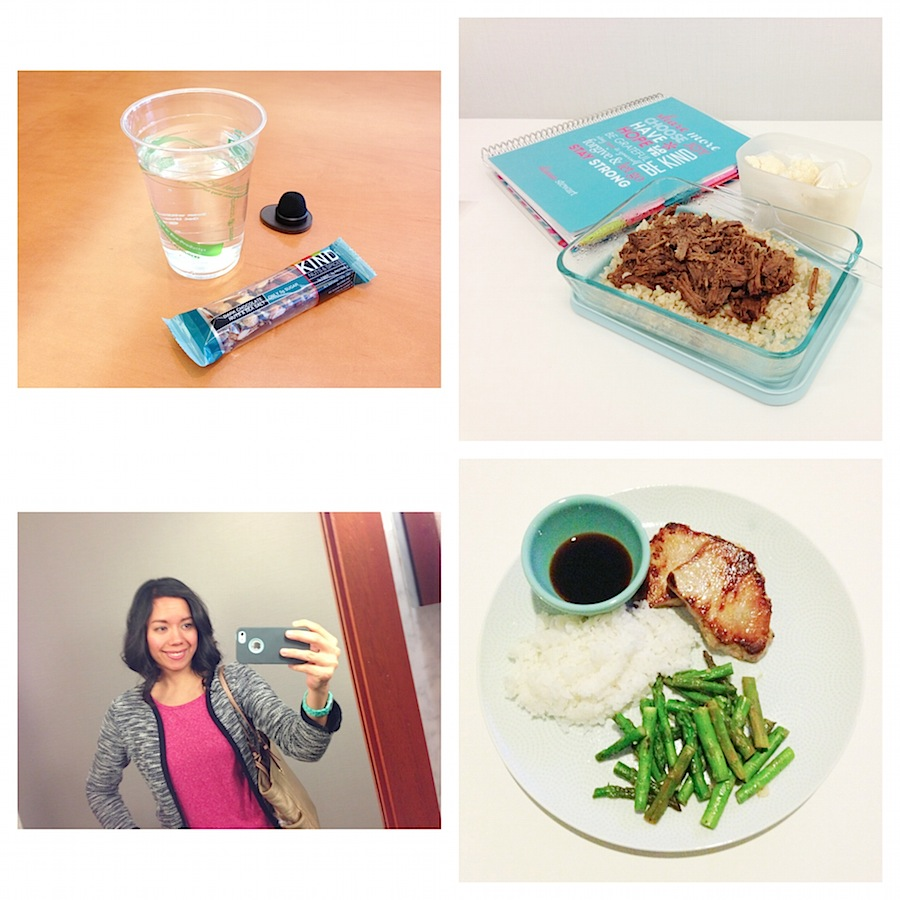 Eat in Month 2015 Week 3 Check-In and Eat in Month Potluck