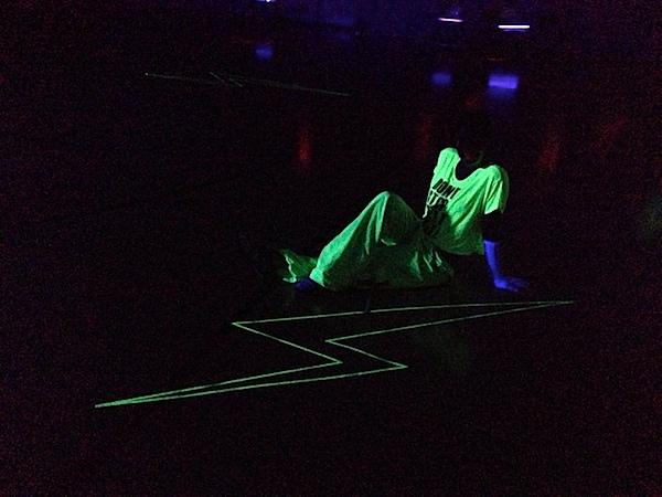 New Year Zumba Glow Party 2015