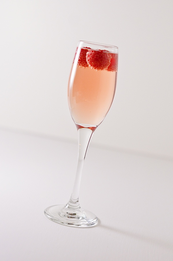 Pink Champagne Punch Recipe