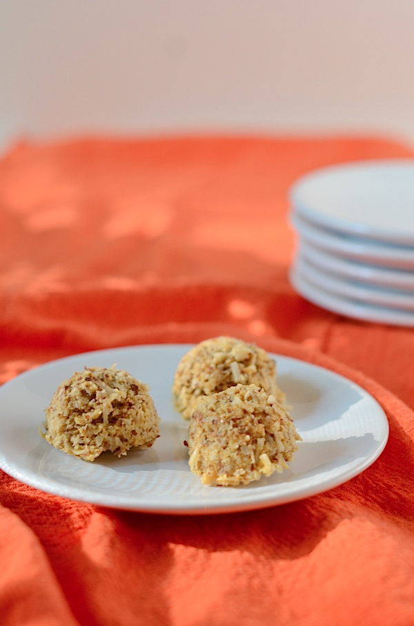 Pumpkin Pie Macaroons Recipe (Healthy, Vegan, Gluten-Free, Dehydrated)