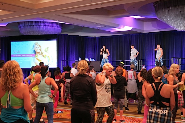 Zumba Convention 2015: Day 2 (Hip Hop Turn Up, Latin Pop, Dinner at David's VLOG)