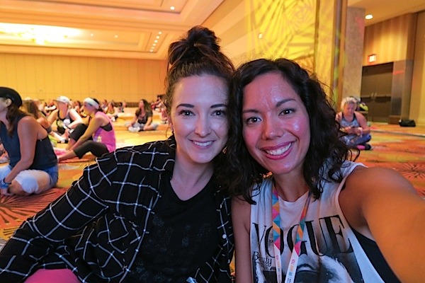 Zumba Convention 2015: Day 3 (Kass Master Class, Absolute Funk, and Queen of Pop VLOG)