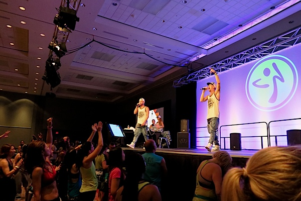 Zumba Convention 2015: Day 4 (House Experience and Road Trip VLOG)