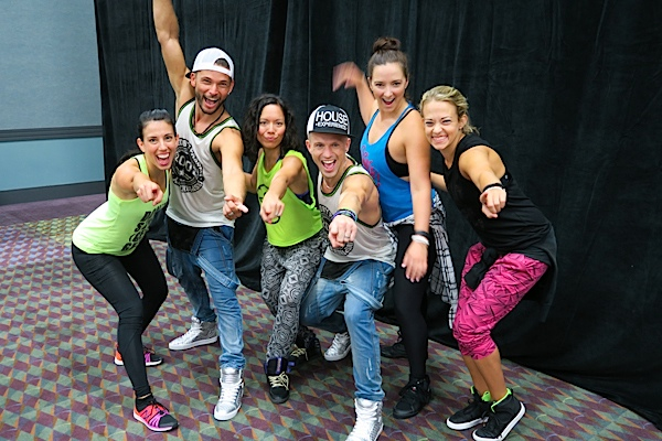 Zumba Convention 2015 | With House Experience