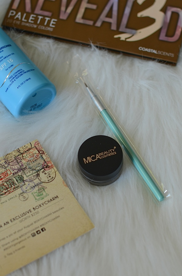 Boxycharm August 2015 Unboxing