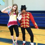Way Back Wednesday {Dance Fitness Theme Class}