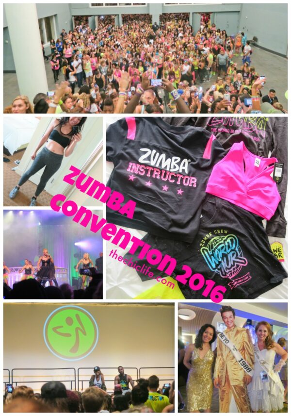 Zumba Convention 2016 Collage