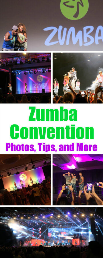 Zumba Convention Photos, Tips, and More   The Chic Life