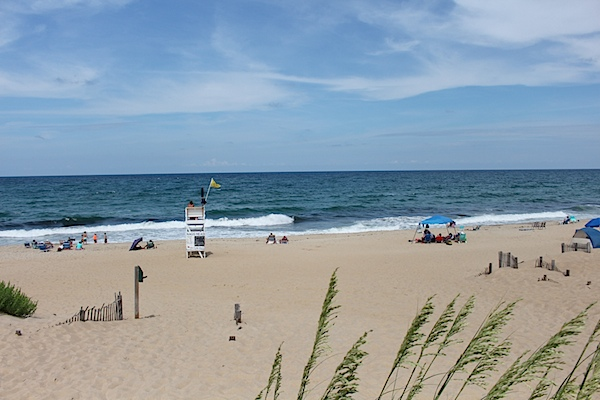 Outer Banks Trip 2015 (Beach and Tortuga's Lie)