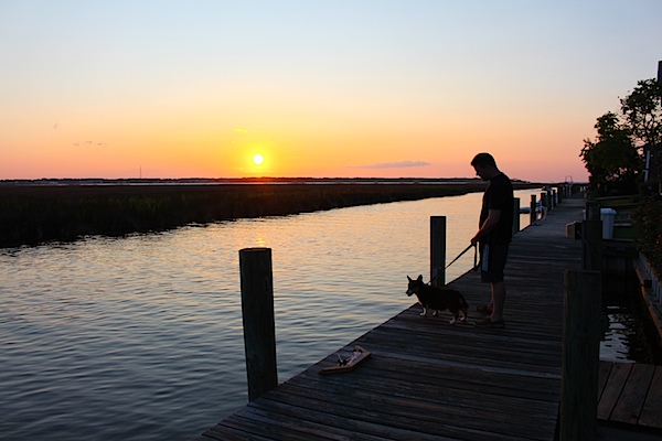Outer Banks Trip 2015 (Pier and Blue Moon Beach Grille) *Video*