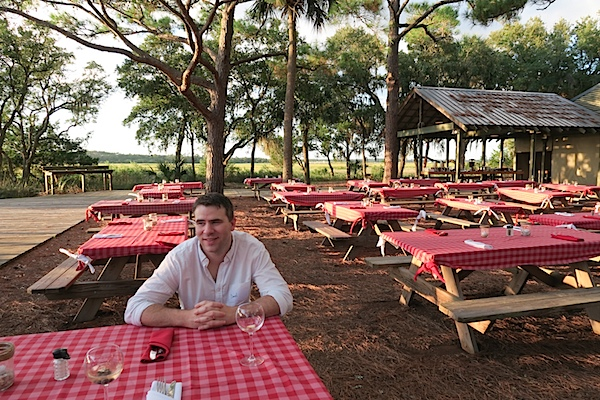 Kiawah Island Trip 2015 Day 2 {Cookout and S'mores}