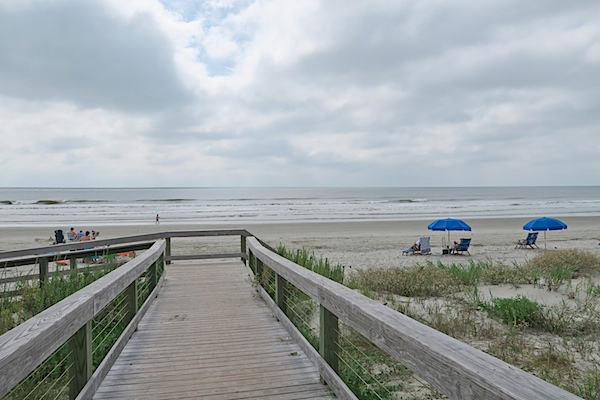 Kiawah Island Trip 2015 Day 5 {Bye Beach, Hello Fall}