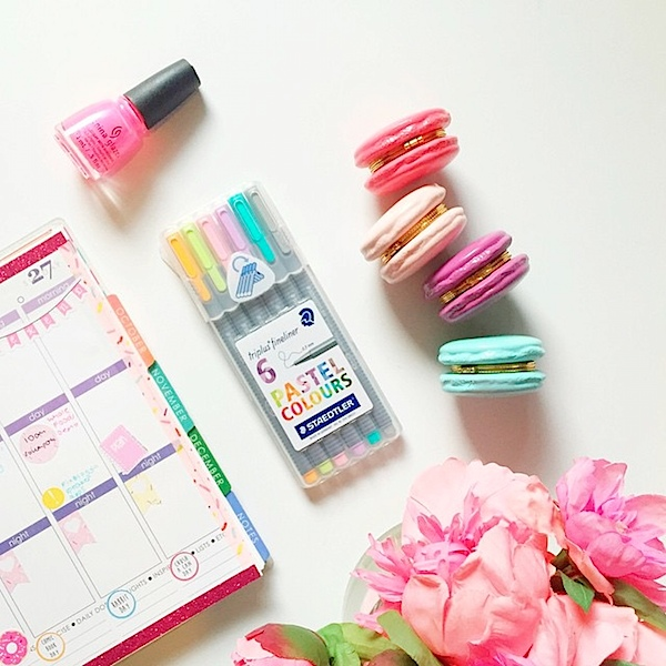 Planner Decoration Ideas: September 2015 (Erin Condren Vertical)