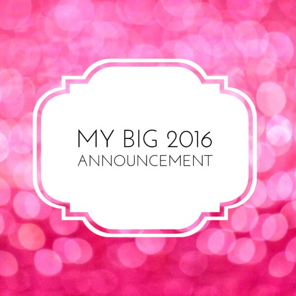 The Chic Life 2016 Announcement